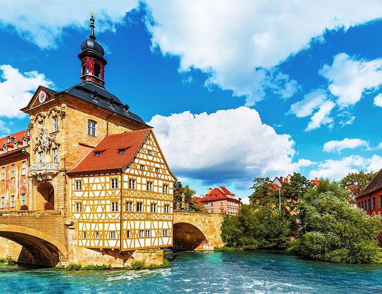Reizvolles Bamberg