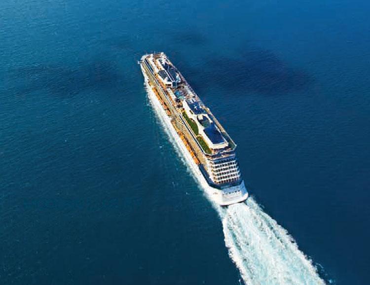 Traumkreuzfahrt durch die Kariibik