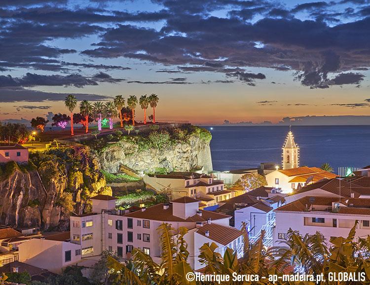 Weihnachtliches Madeira