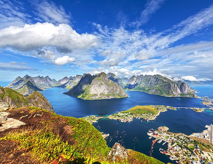 Traumhafte Inselwelt der Lofoten