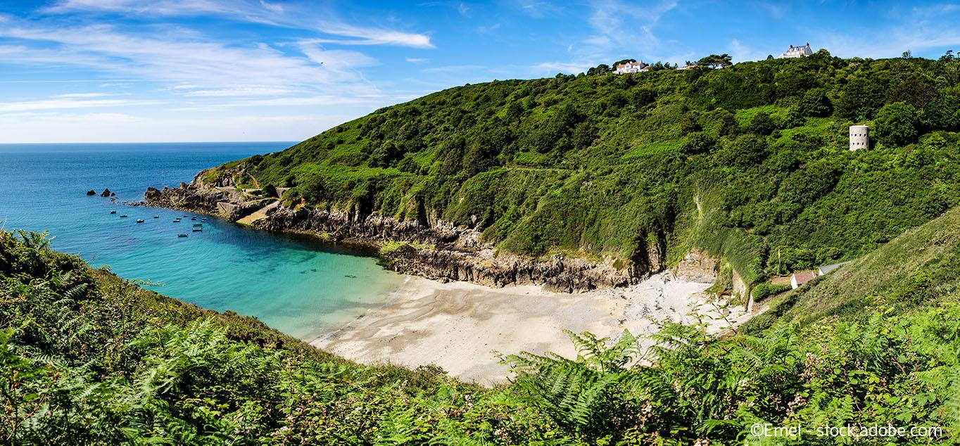 Channel Island-Hopping: Inselspringen auf Jersey, Guernsey und Sark