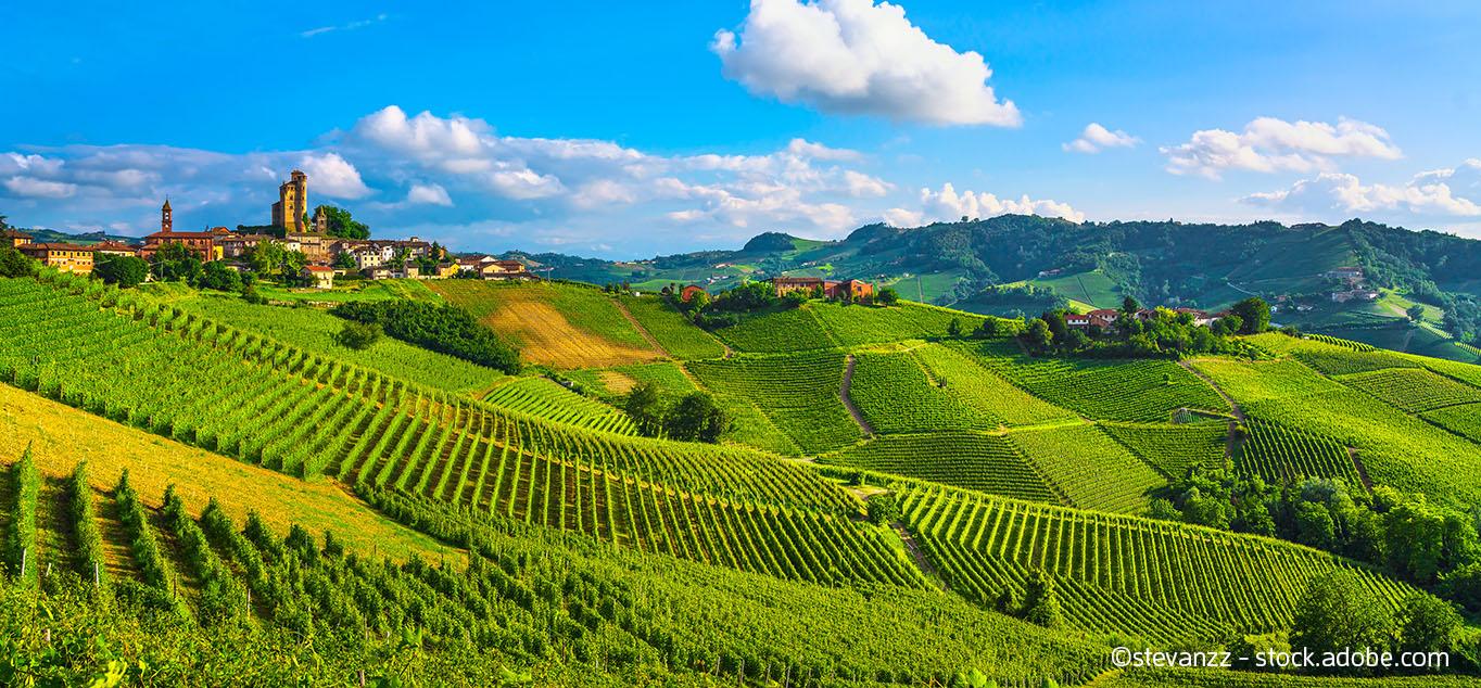 Italien - Eine Genussreise ins Piemont