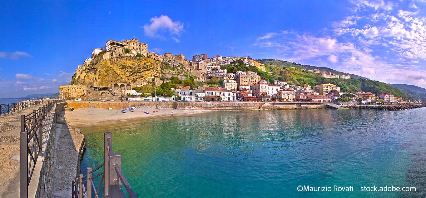 Italien: Kalabrien und die Basilikata