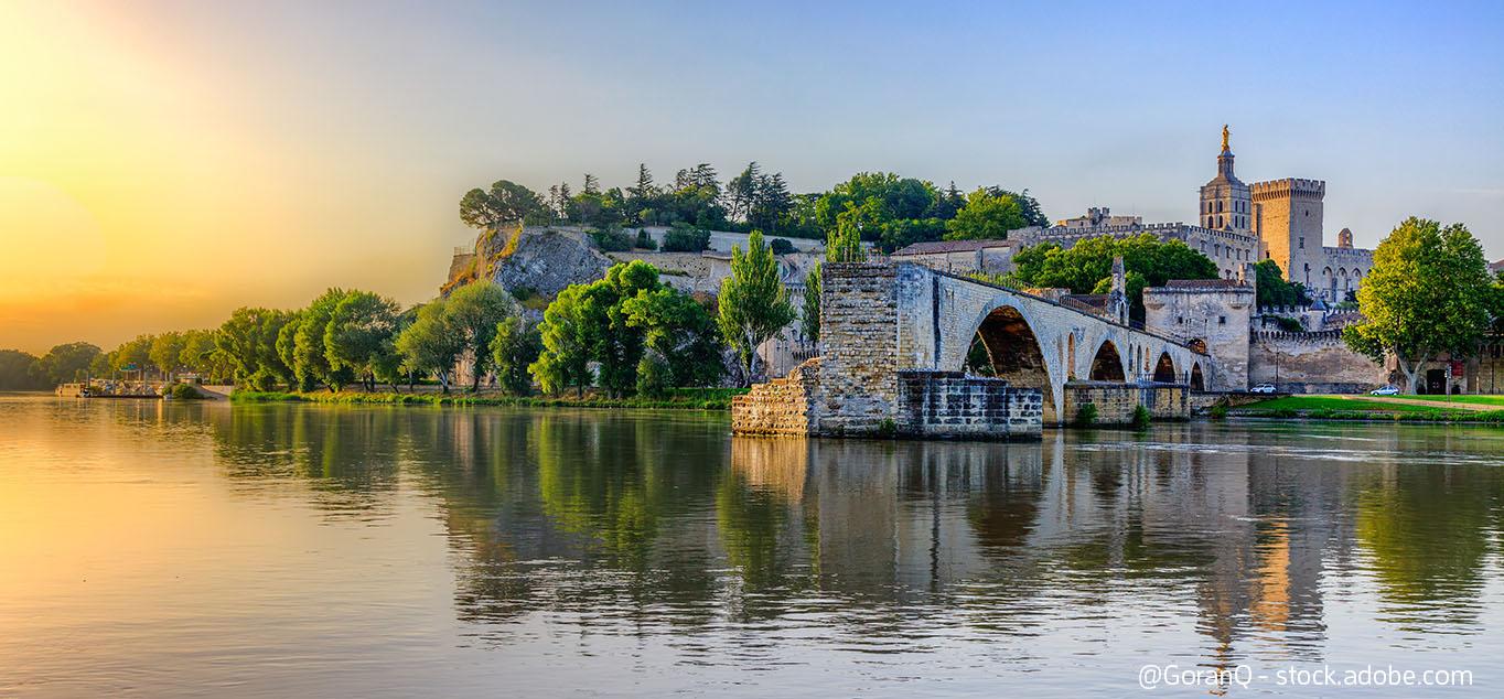 Frankreich - Auf Rhône und Saône durch Südfrankreich
