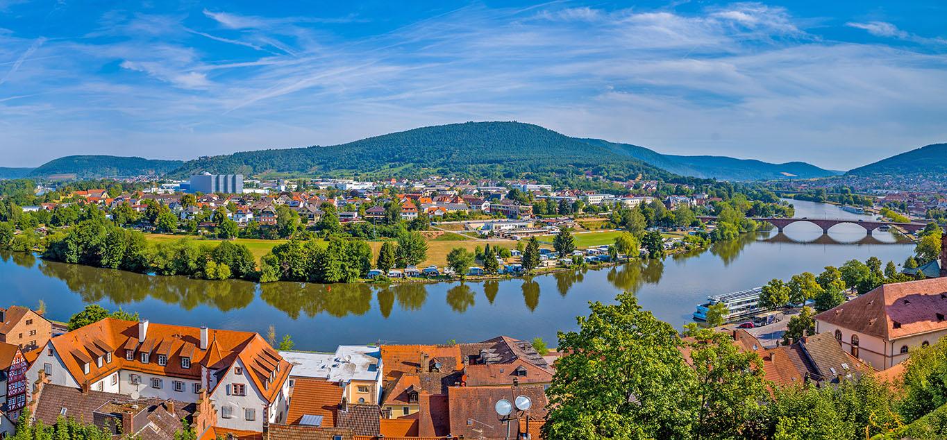 Mit MS Savor auf Main und Rhein von Würzburg nach Köln
