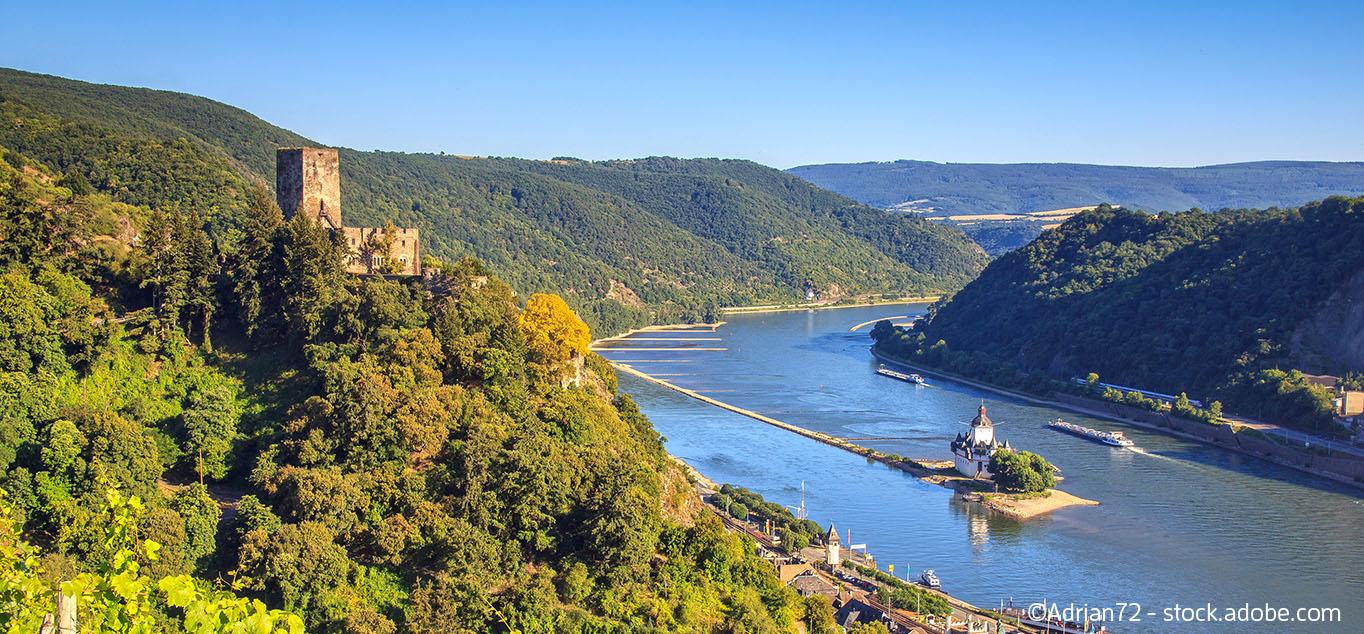 Rhein-Main-Donau: Von Düsseldorf nach Passau