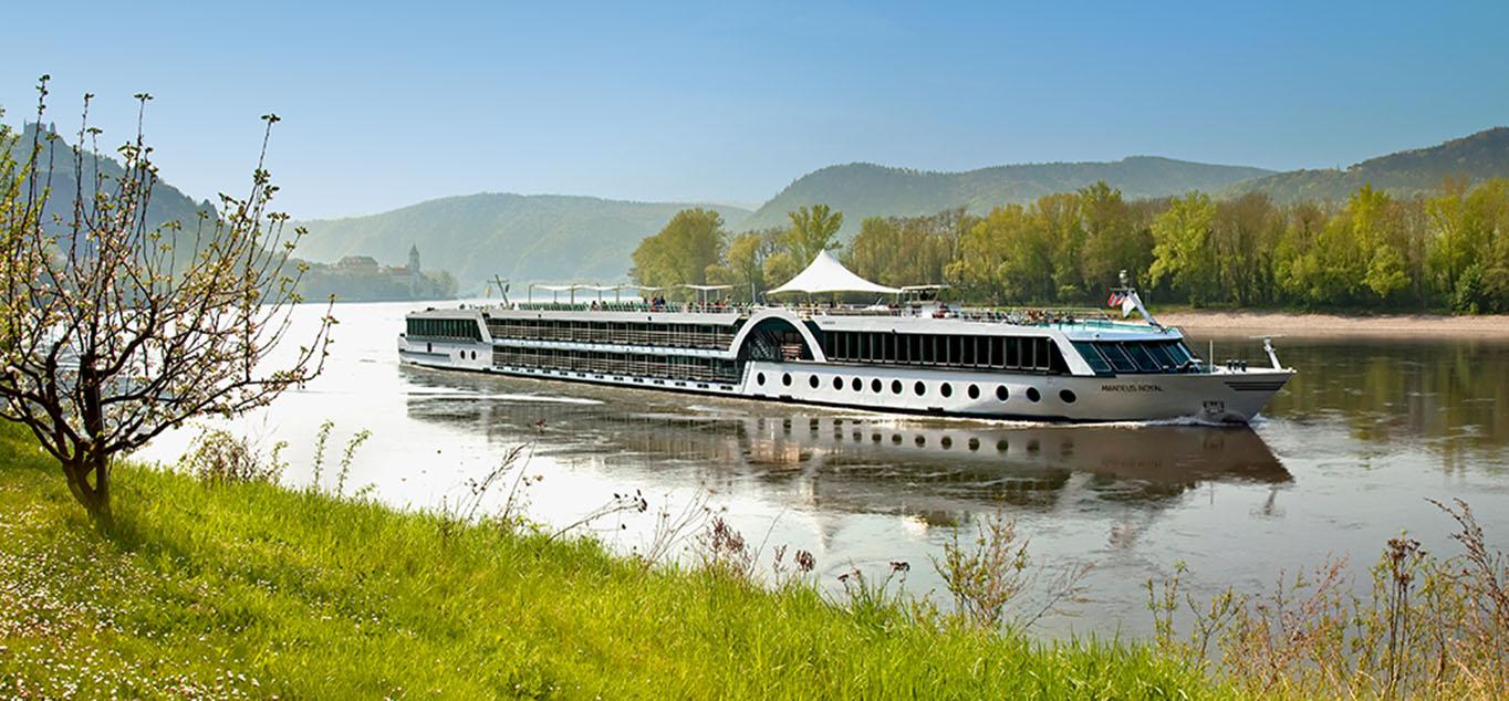 Rheinkreuzfahrt - Zu den Königshäusern in Holland und Belgien mit MS Amadeus Royal