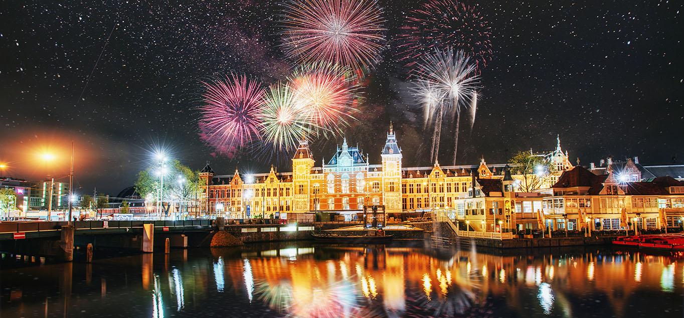 Holland & Belgien: Silvesterkreuzfahrt mit der MS Swiss Tiara