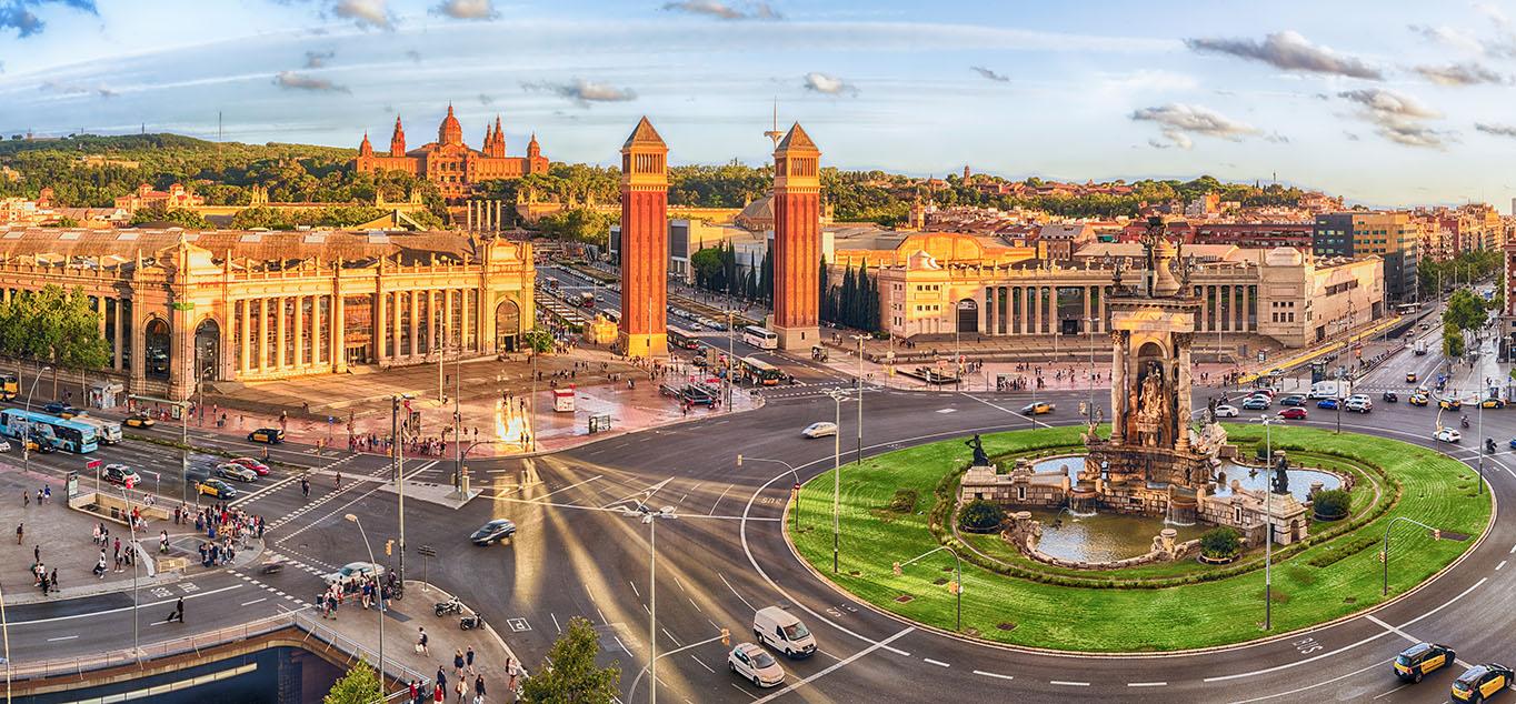 Barcelona: Kultmetropole und zauberhafte Stadt Gaudis