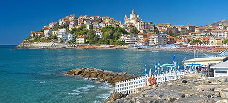 Côte d'Azur und die Blumenriviera