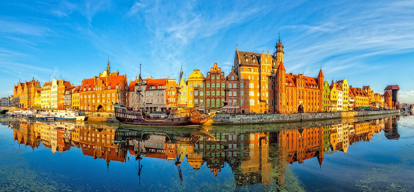 Polen - Danzig und die Ostsee