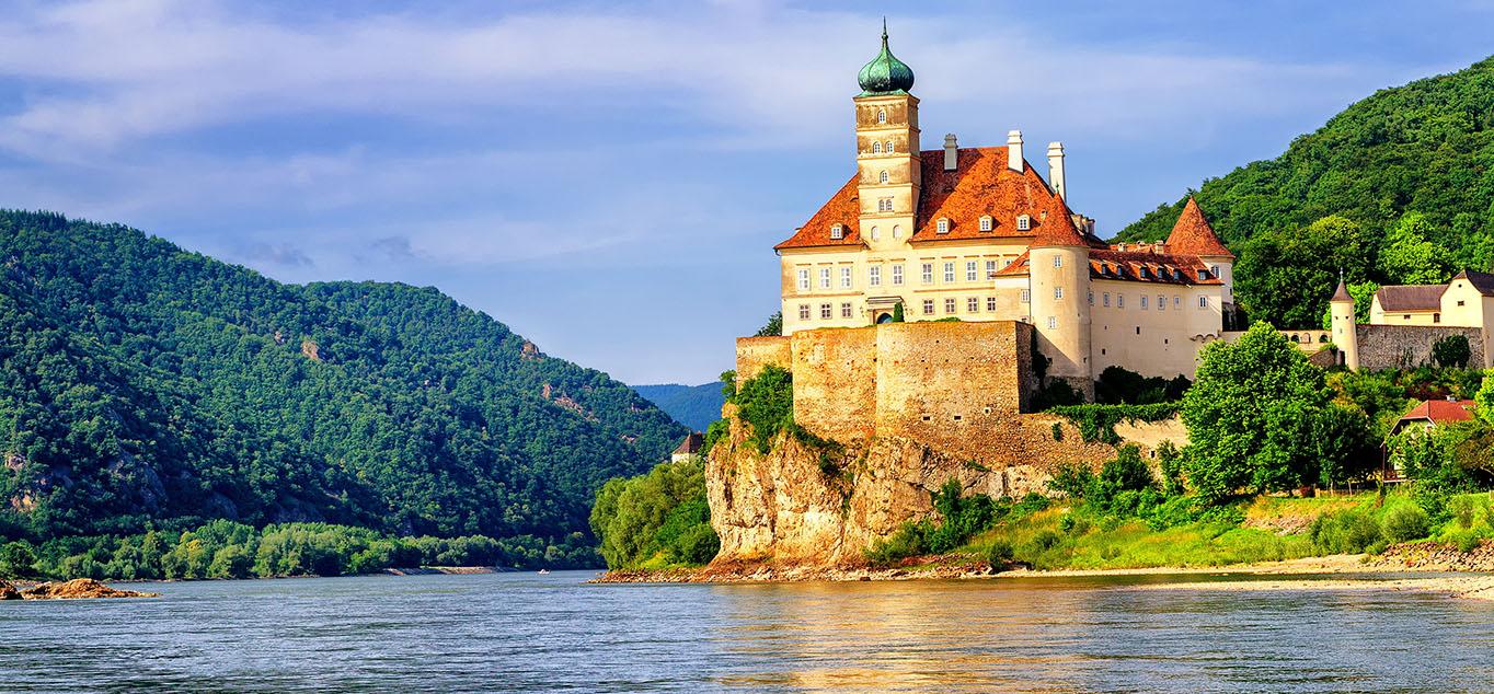 Donaukreuzfahrt - Von Passau zum Schwarzen Meer