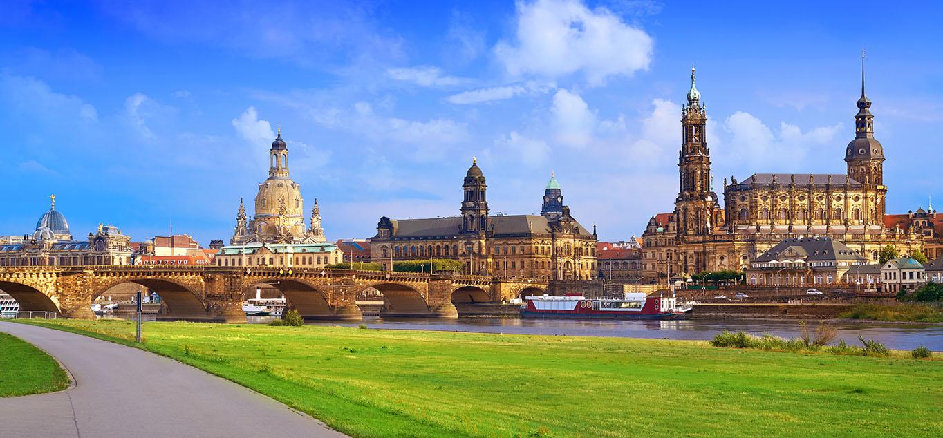 Globalis LIVE! Dresden - Zu Besuch in Elbflorenz