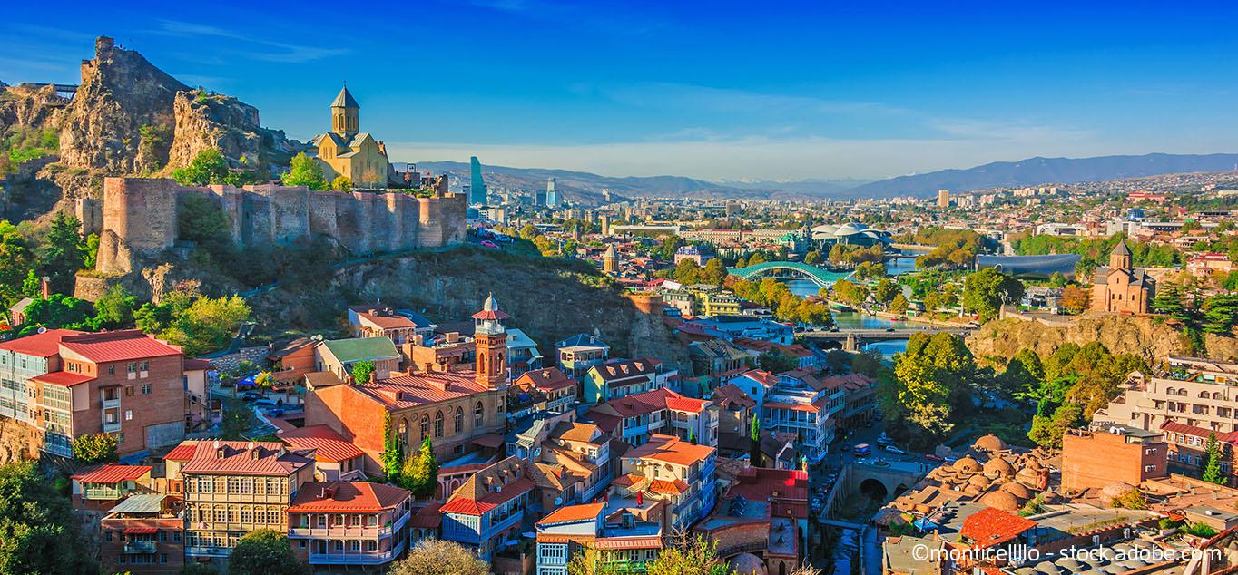 Georgien - Vom Kaukasus bis ans Schwarze Meer