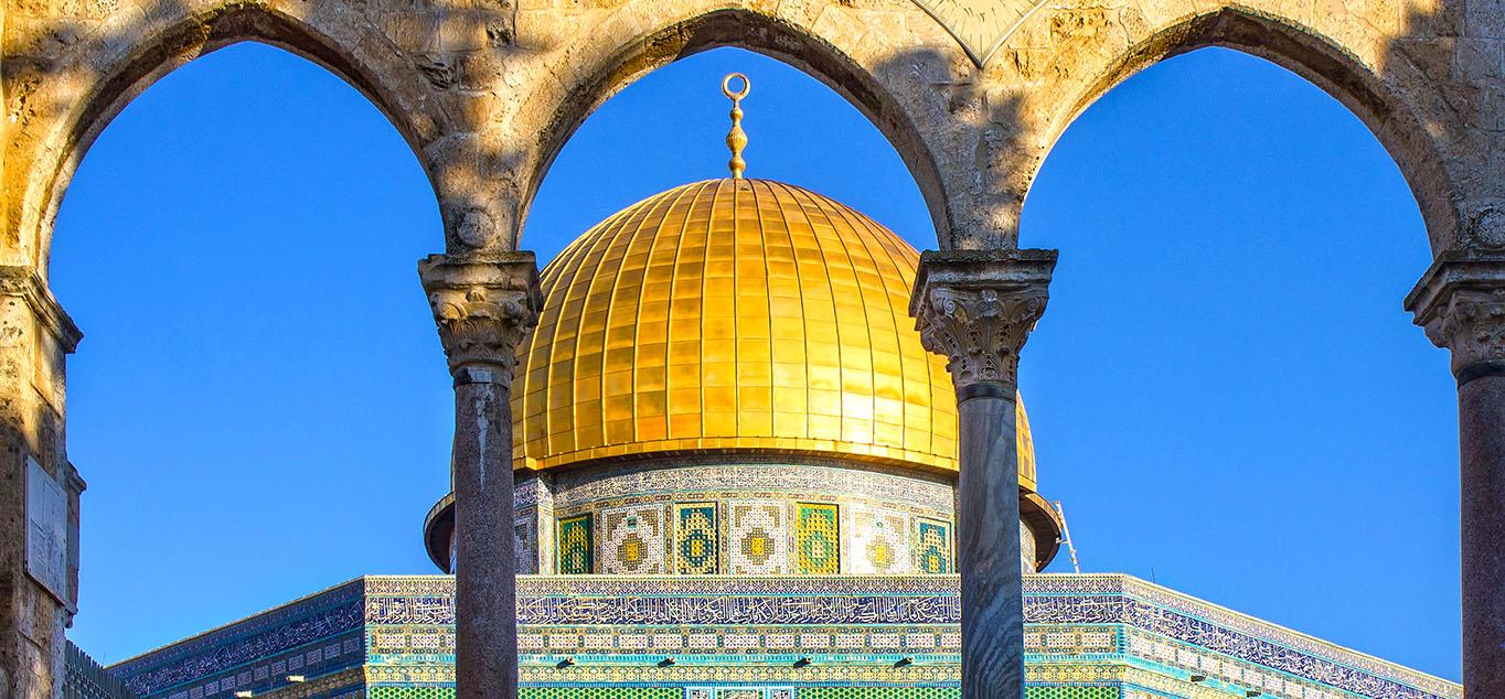 Das Heilige Land: Vom Ursprung der  Kulturen bis in die Gegenwart