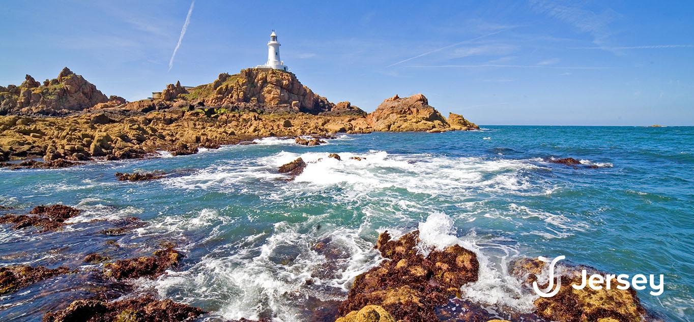 Inseltraum Jersey - Radeln und viel Meer