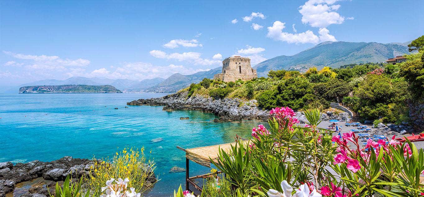 Kalabrien: Wandern an Italiens Stiefelspitze