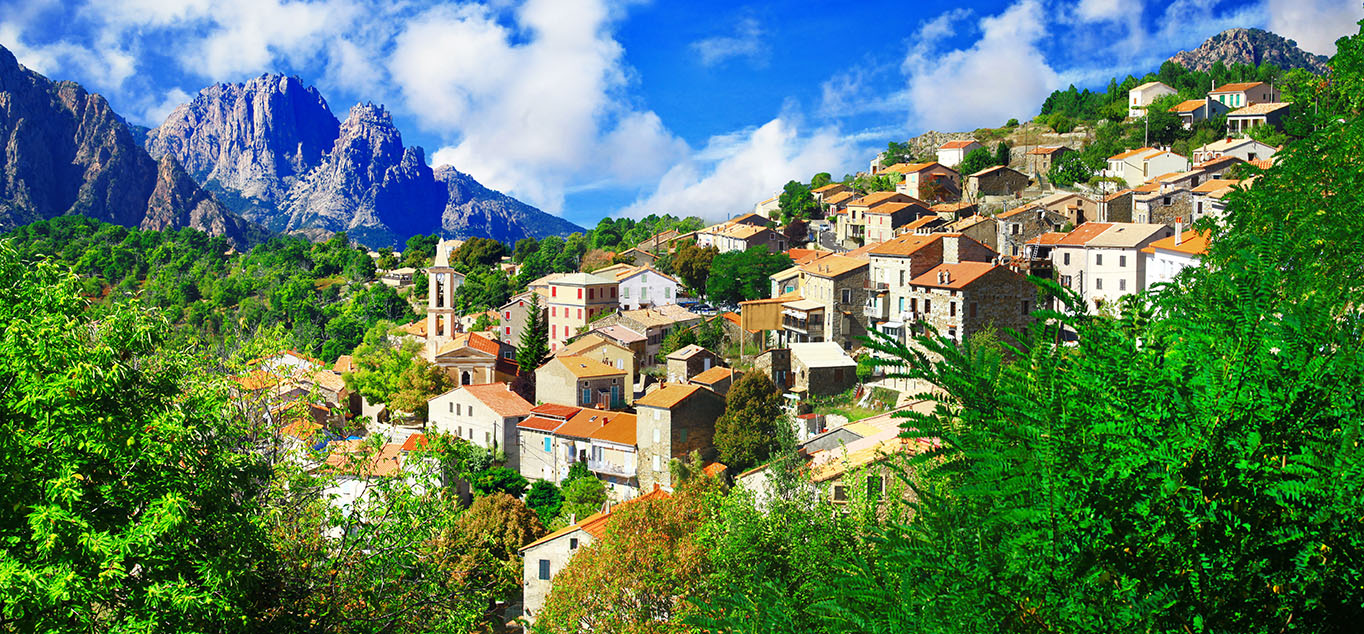 Korsika - Die Insel der Schönheit