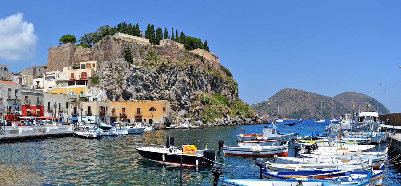 Italien - Lipari, Äolische Inseln und  Sizilien mit Syrakus
