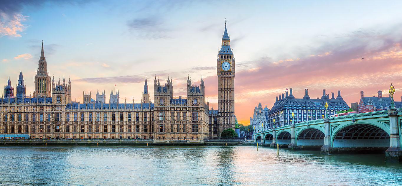 London calling ...