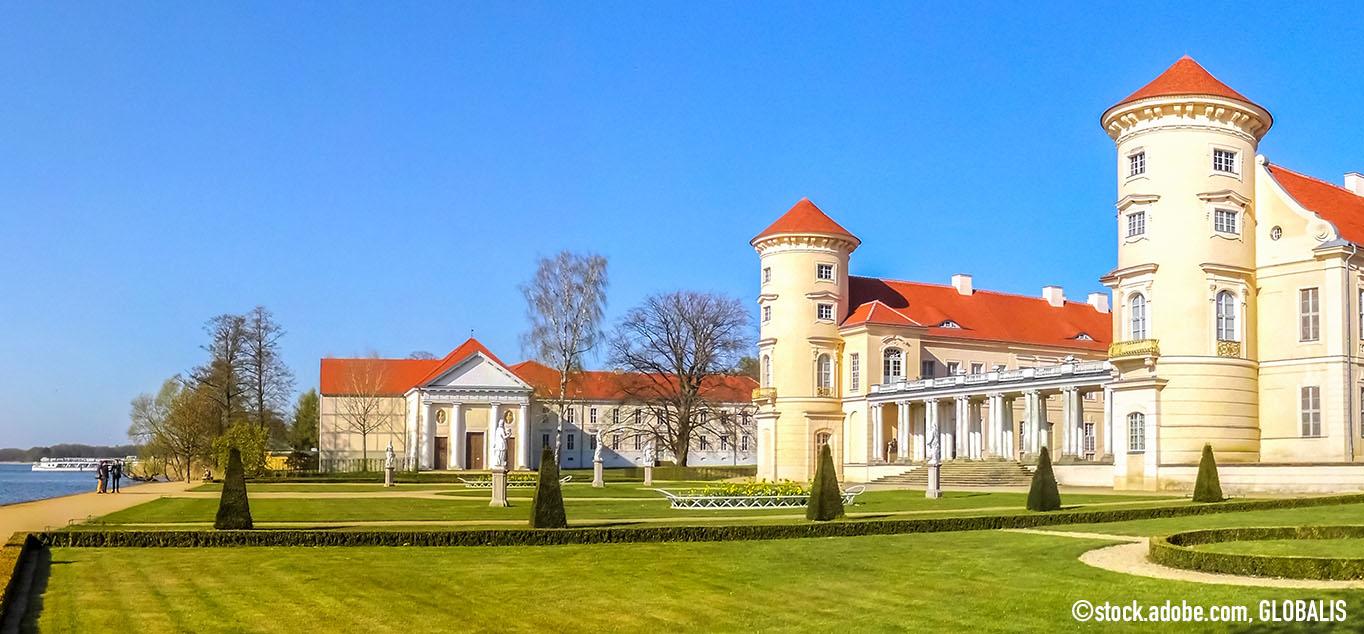 Land der Schlösser und 1000 Seen: Mecklenburg-Vorpommerns Osten