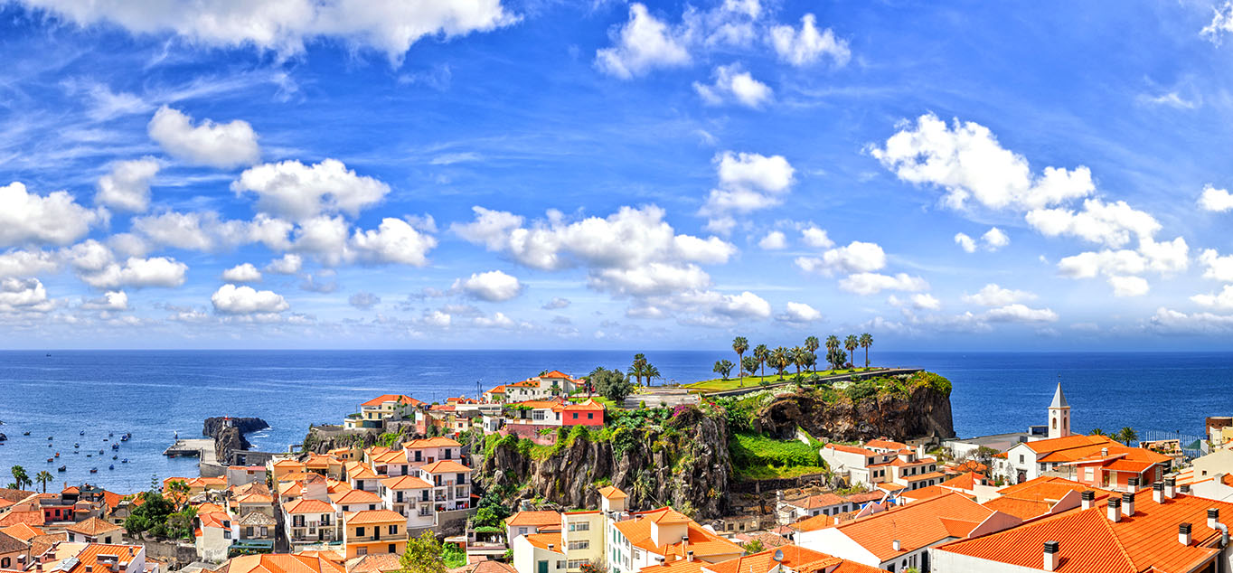 Madeira: Blumeninsel im Atlantik