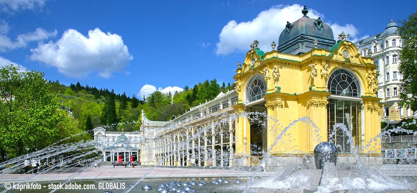 Tschechien - Kur und Wellness in Marienbad