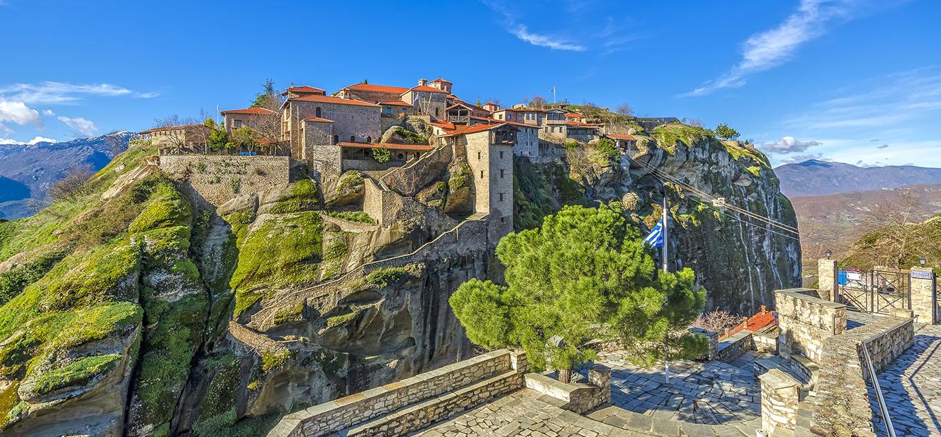 Griechenland - Athen, Ioannina und Makedonien