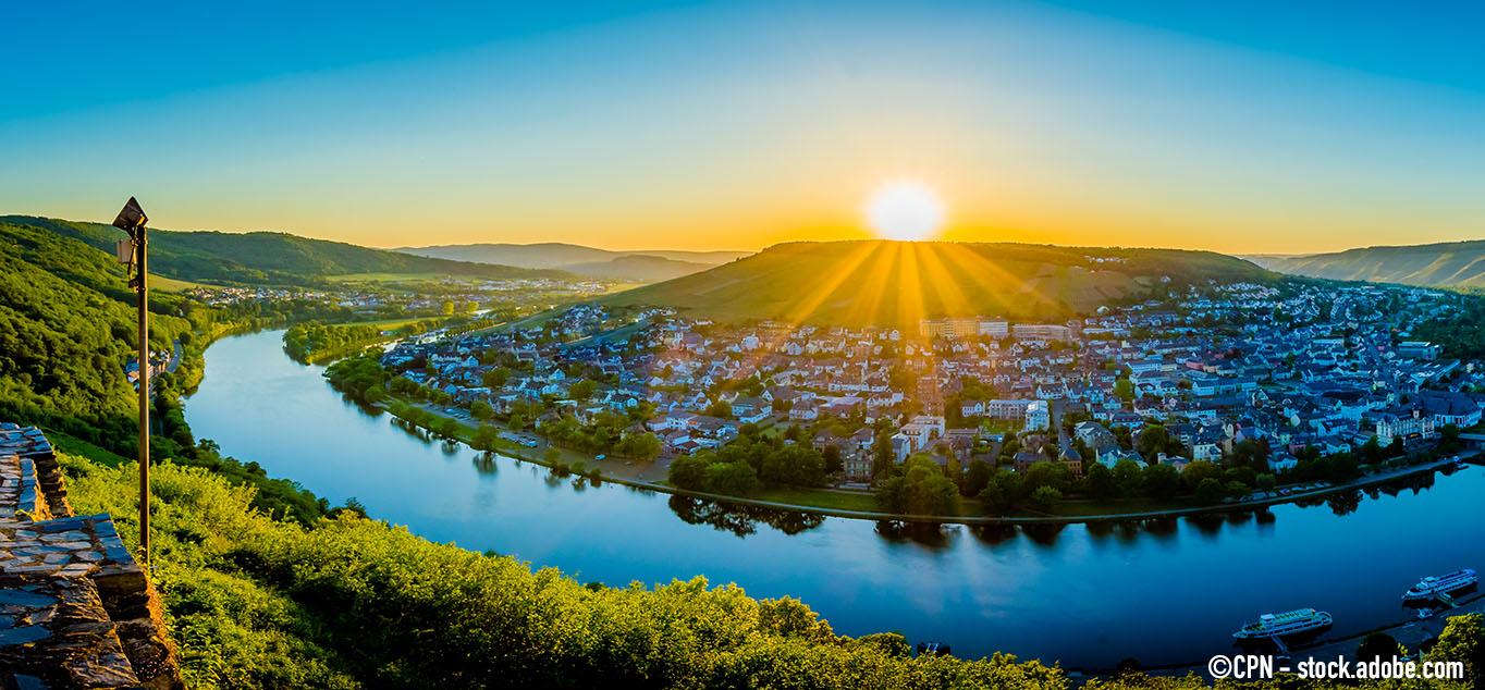 Mit MS Savor auf Mosel & Rhein von Trier nach Köln