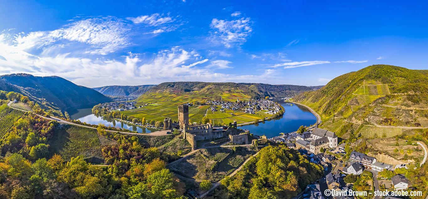Flussreise mit der exklusiven MS Esprit auf Main, Rhein & Mosel