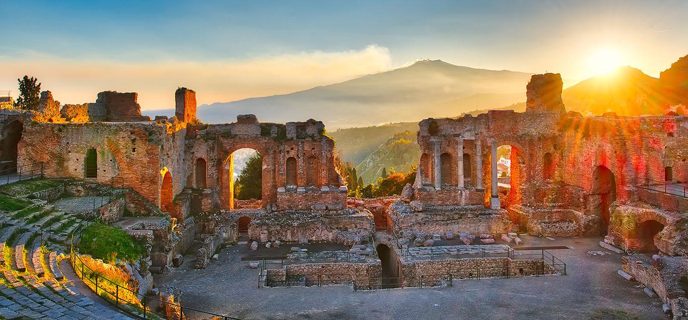 Italien - Charming Sizilien und Lipari