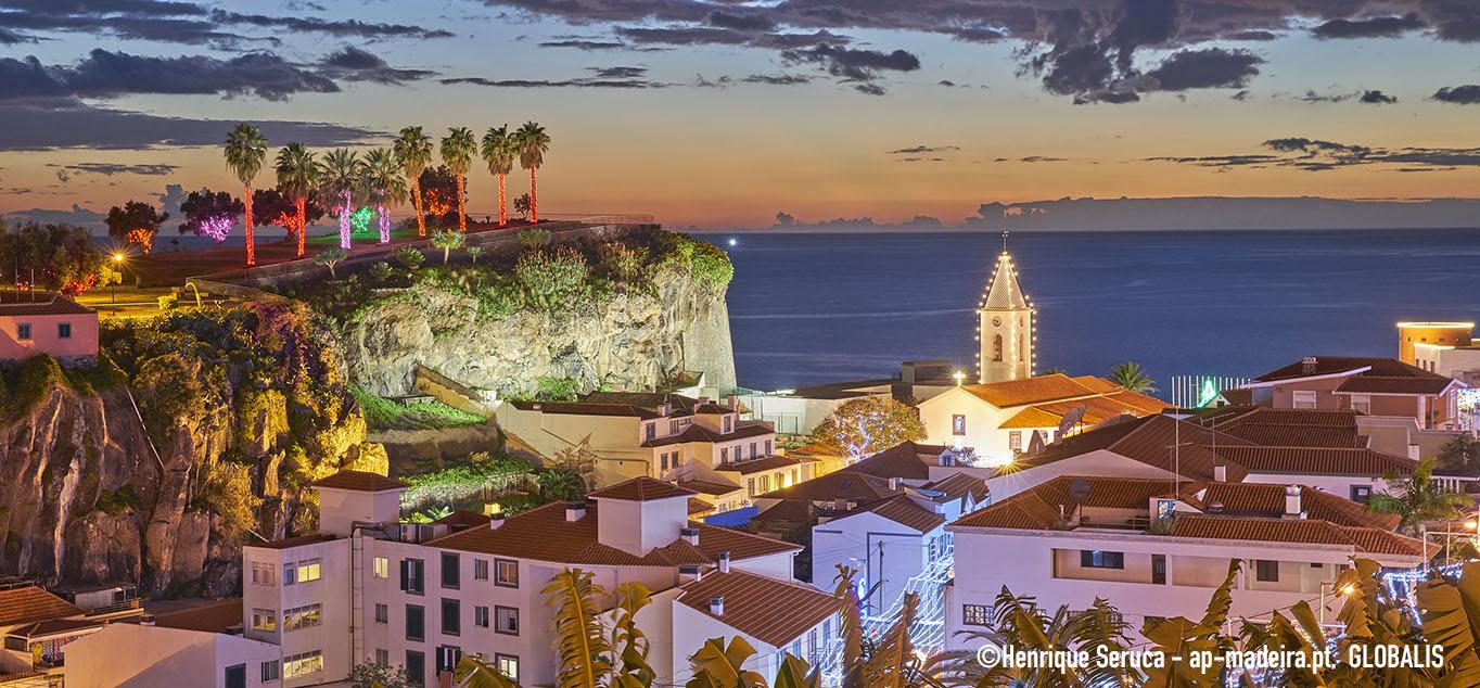 Festtage auf Madeira: Weihnachten und Silvester im 5* Savoy Palace genießen