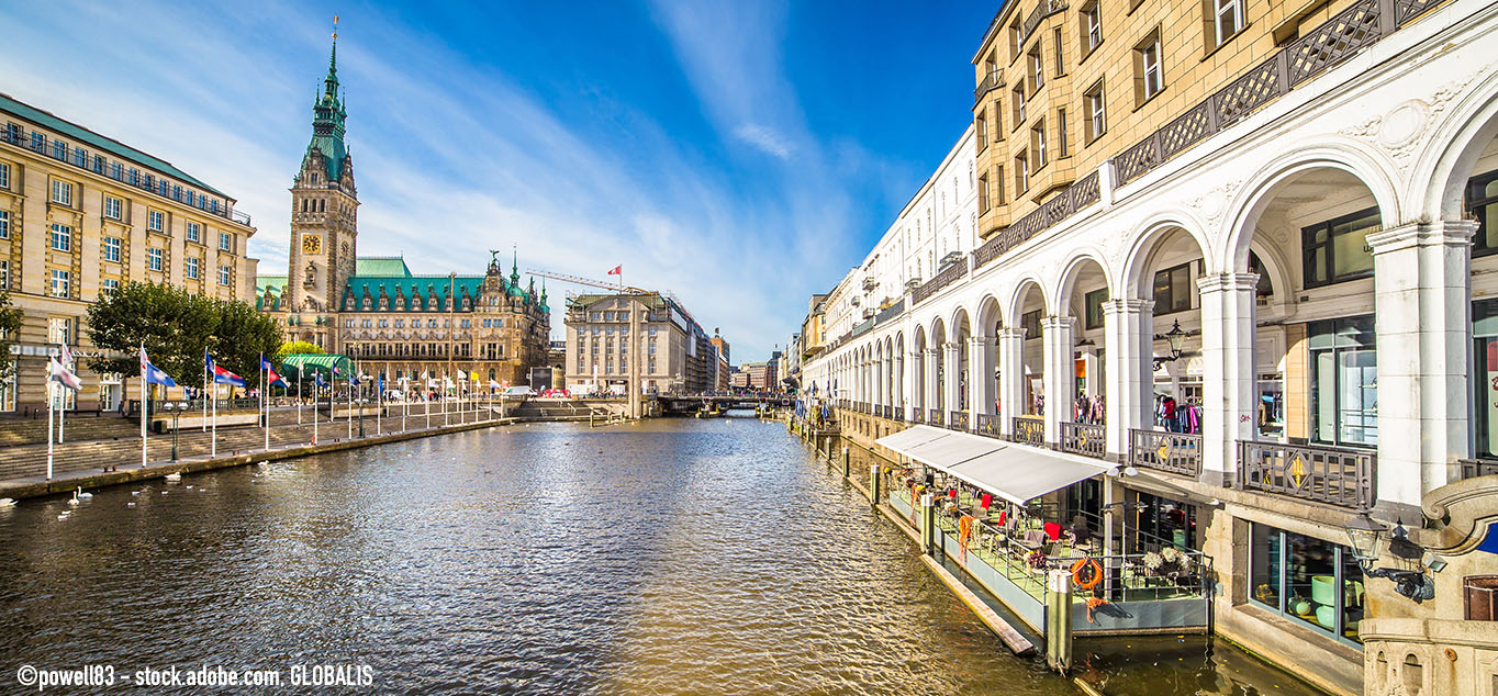 Klavierabend mit Lang Lang und die Hansestadt Hamburg