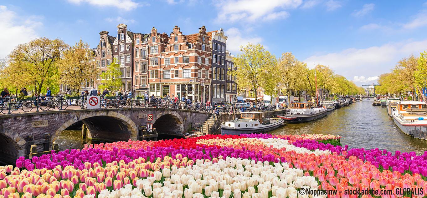 Mit MS Esprit zur Tulpenblüte nach Holland