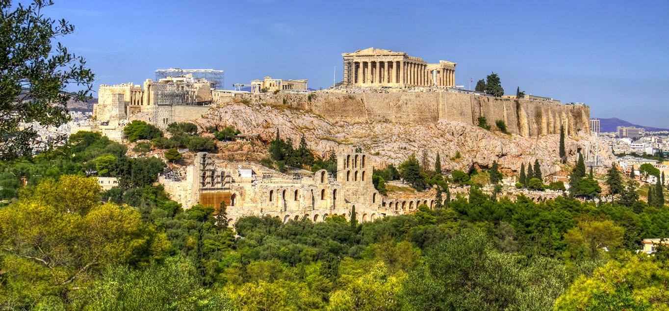 Griechenland - Athen und Makedonien