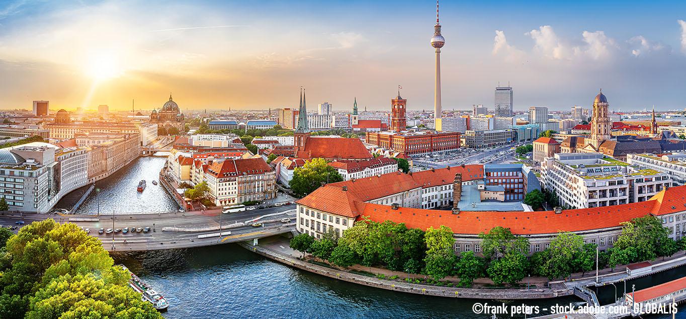 Auf abwechslungsreicher Route mit MS Swiss Ruby von Berlin bis Münster