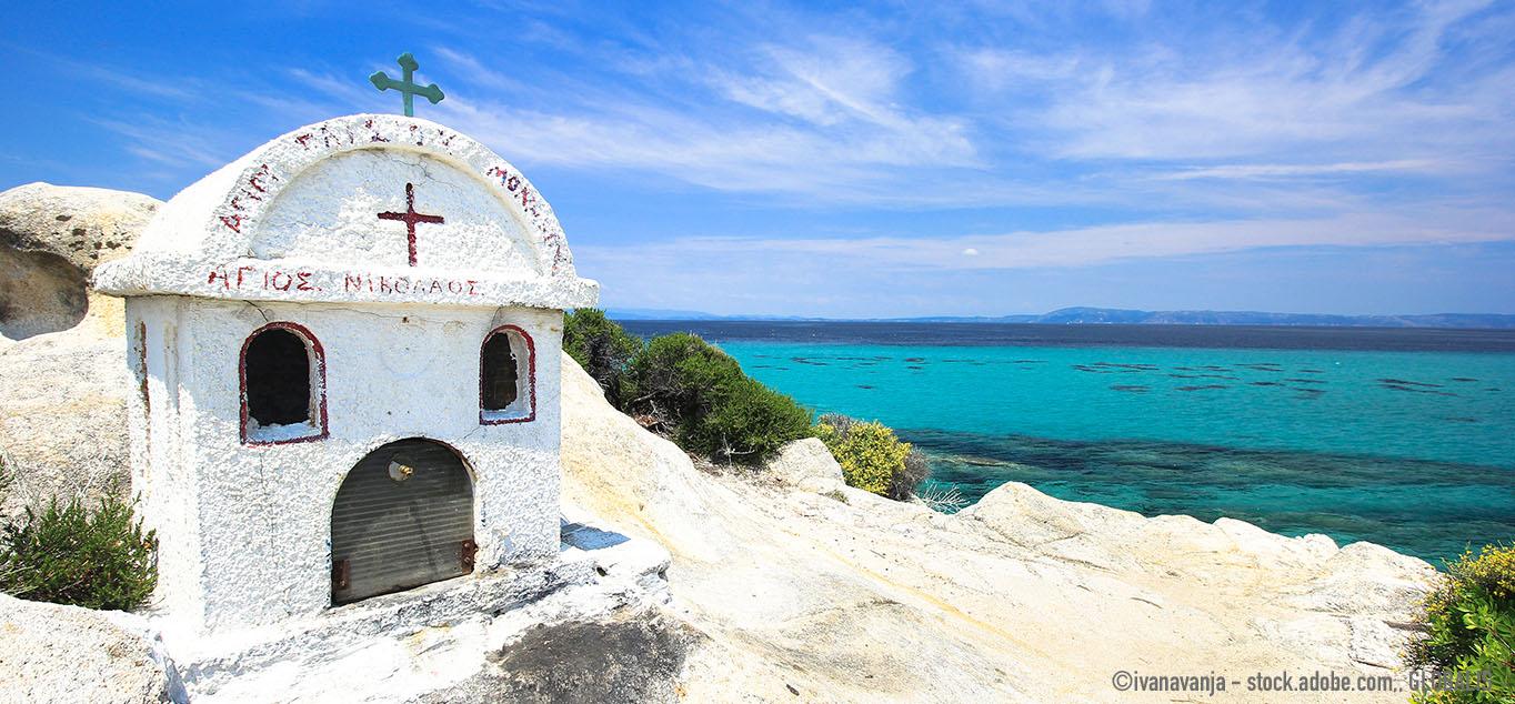 Griechenland - Chalkidiki: Das paradiesische Archipel