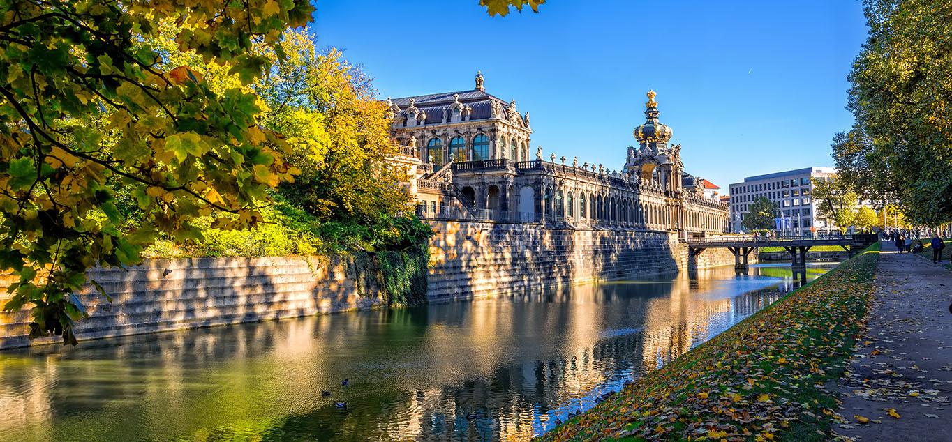 Goldener Oktober auf der Elbe - Von Kiel nach Dresden