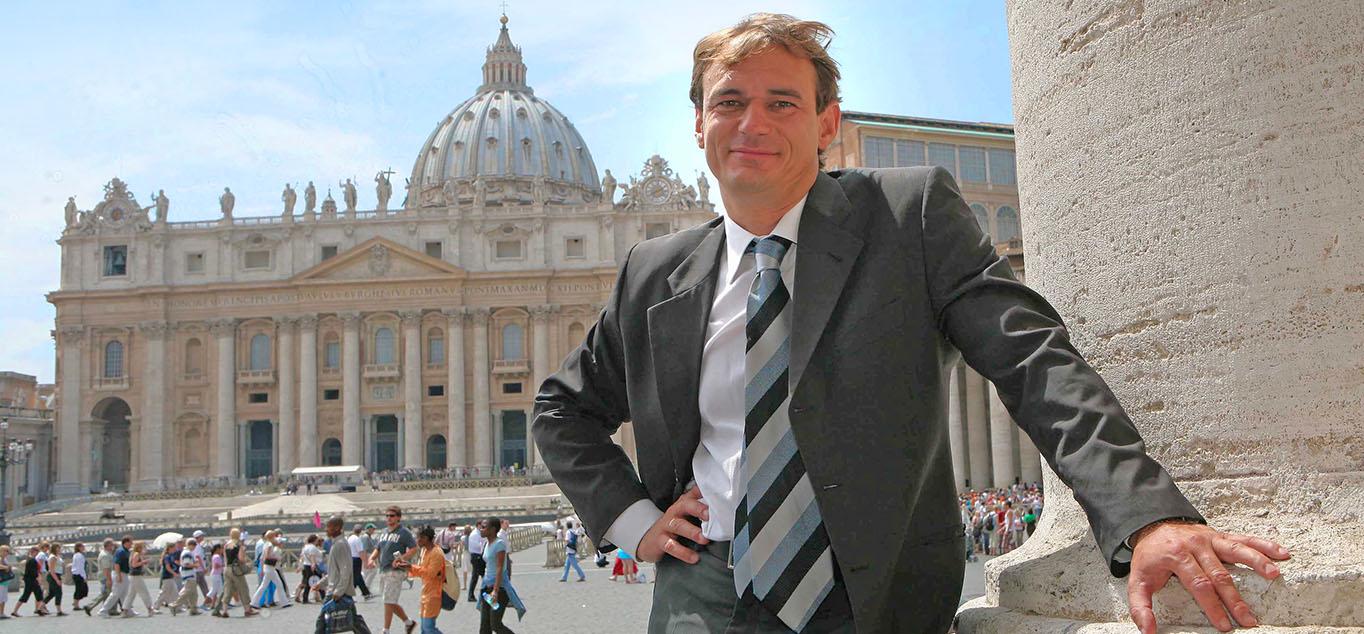 Rom: Inside Vatikan mit Andreas Englisch
