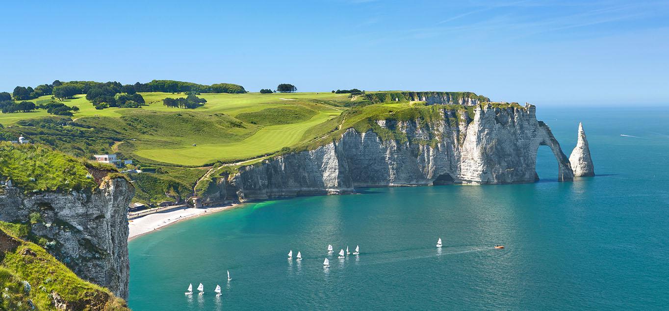 Die Normandie - der grüne Norden Frankreichs