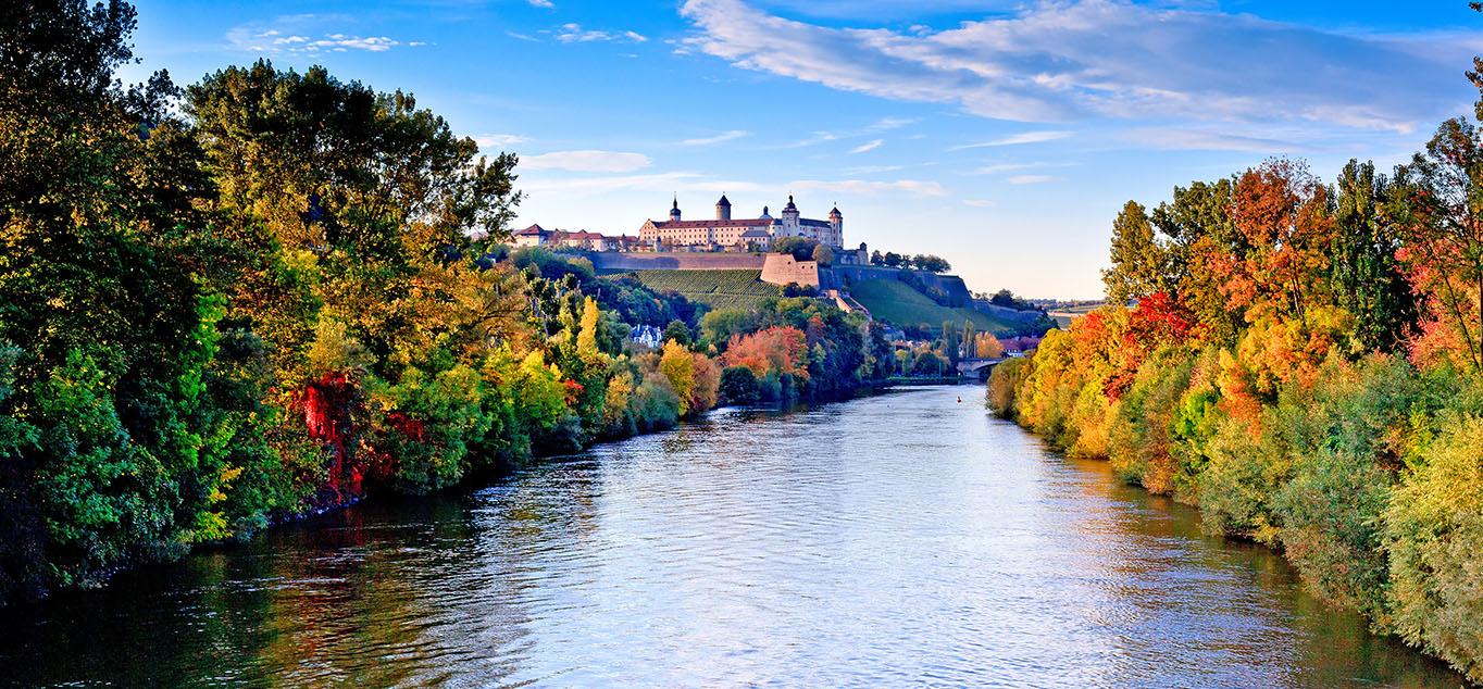 MS Swiss Crown - Goldener Oktober auf Main und Donau