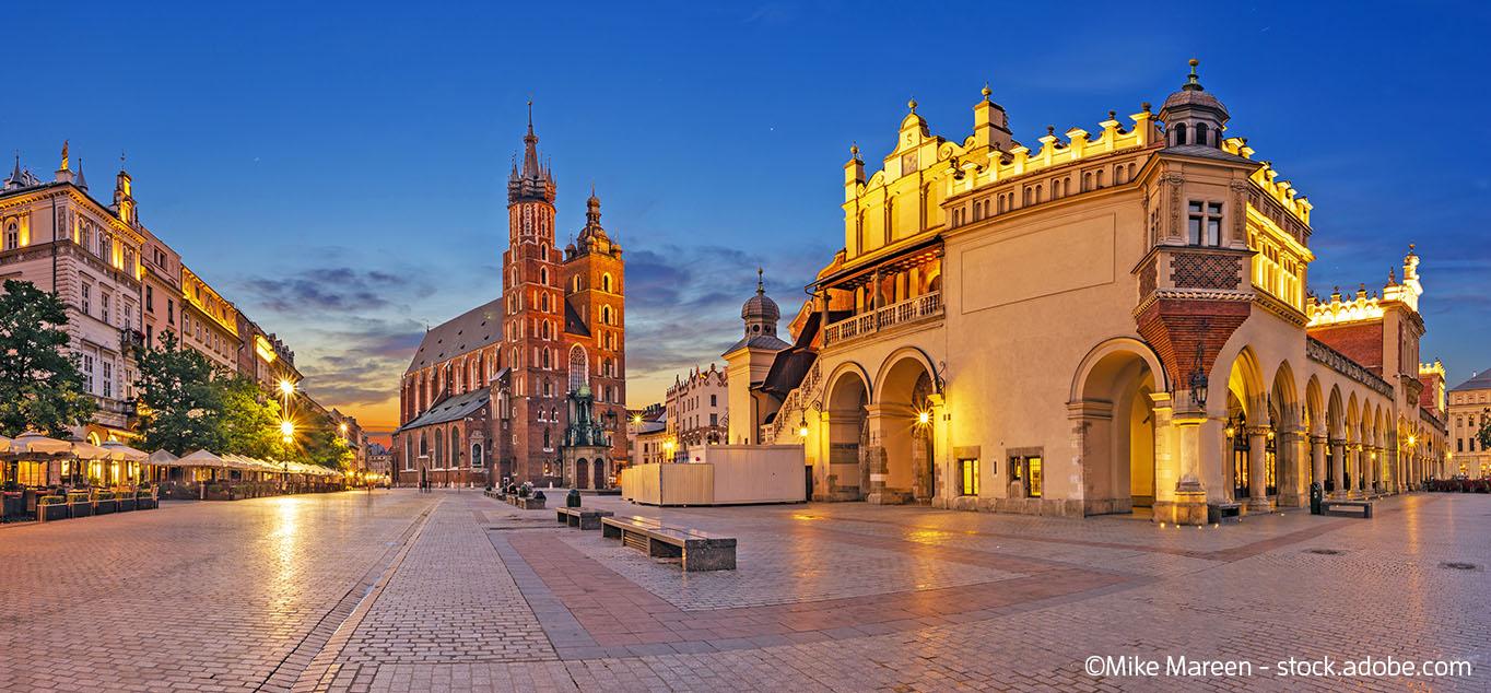 Der Süden Polens mit Flair & Ambiente