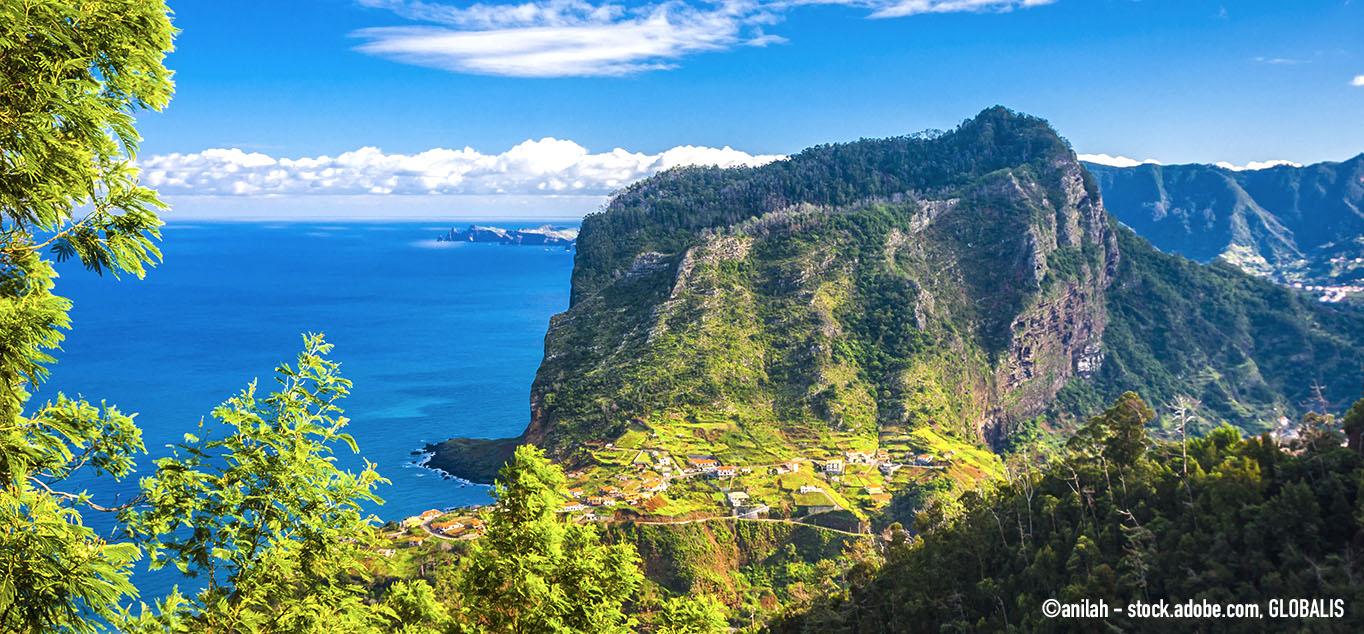 Madeira: Einzigartiges Naturparadies im Atlantik