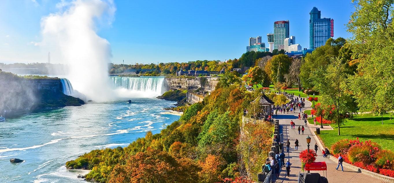 Kanada und die USA - Traumroute Indian Summer