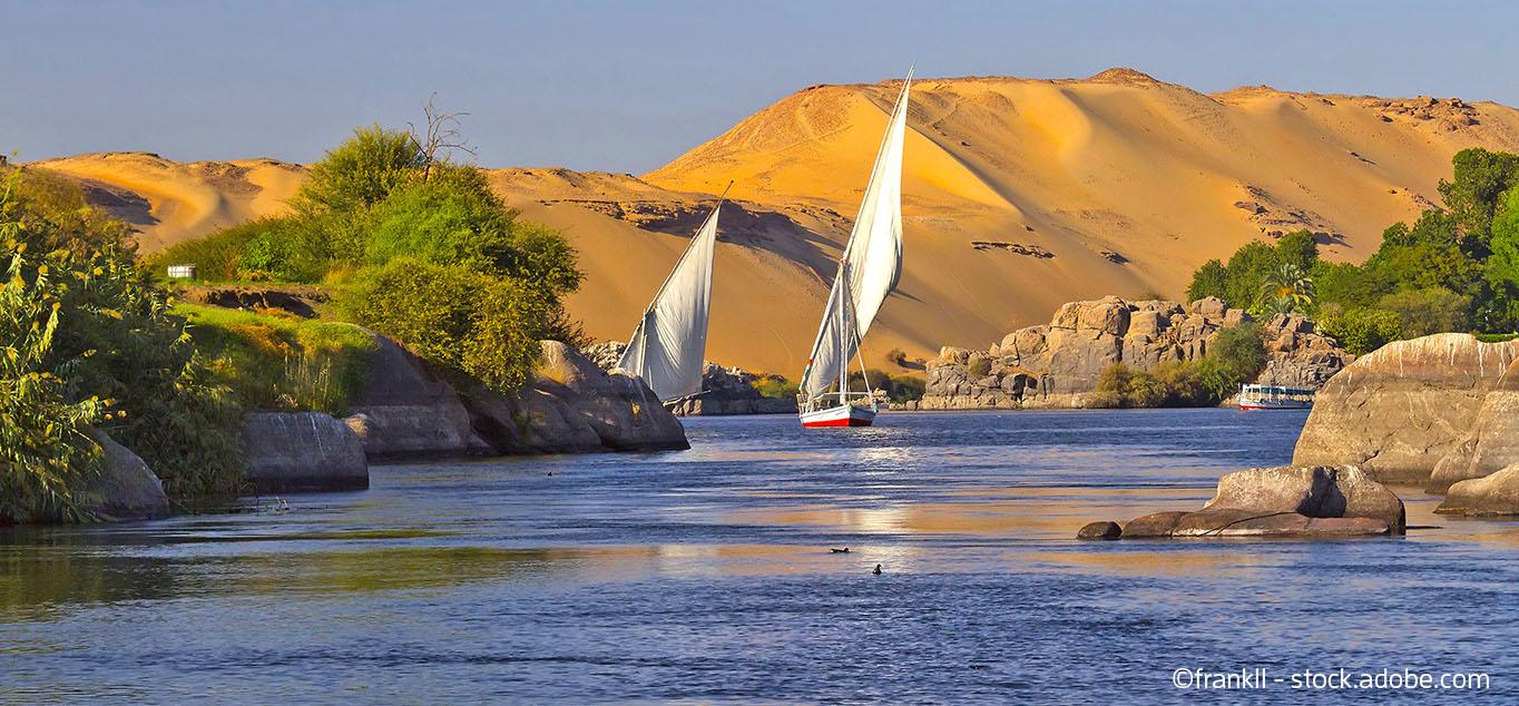 Ägypten - Nilkreuzfahrt in das Land der Pharaonen