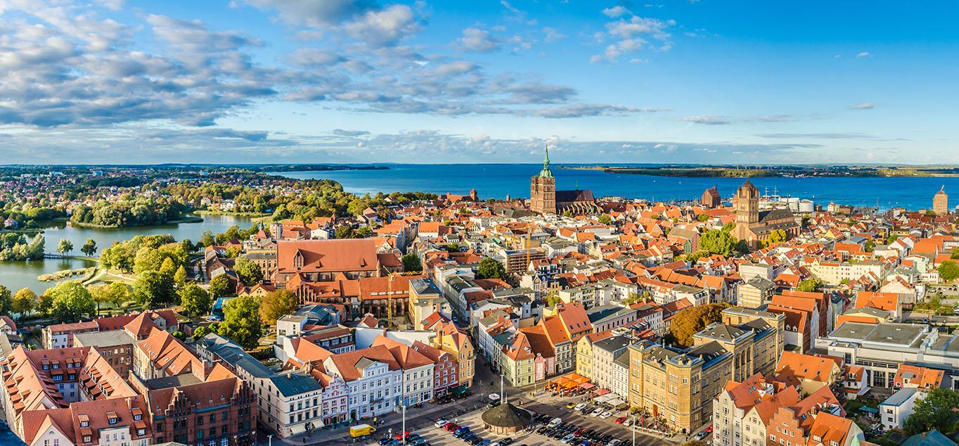 Ostseeinseln und Hansestädte - Höhepunkte an den Ufern der Oder
