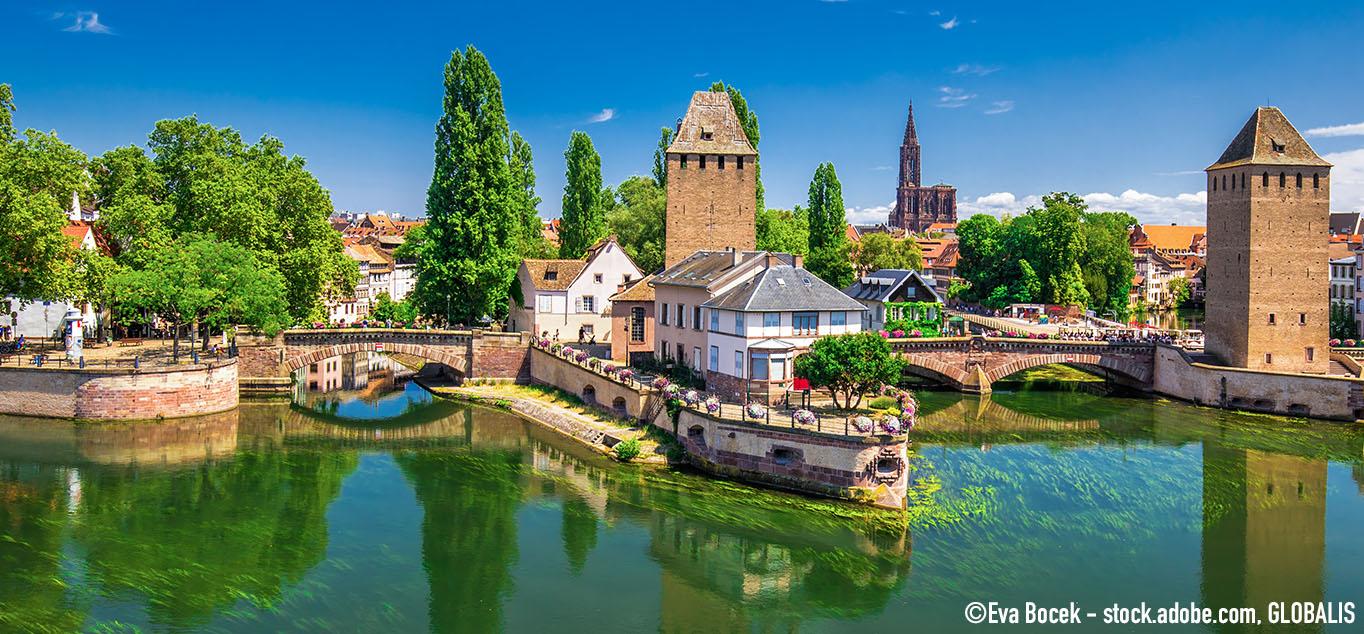 Flussreise -  Sommer entlang des Rheins mit MS Savor