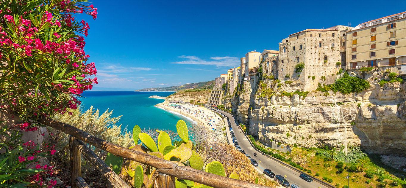 Italien: Kalabrien und Sizilien
