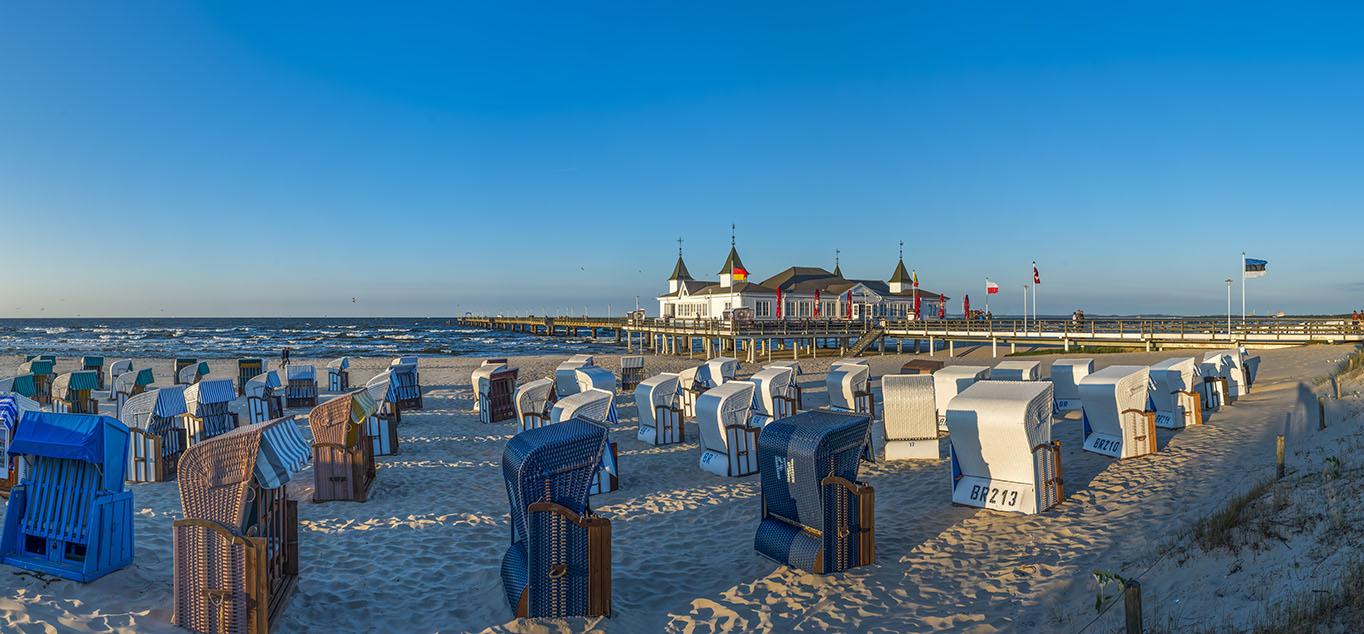 Rügen, Usedom und Hansestädte
