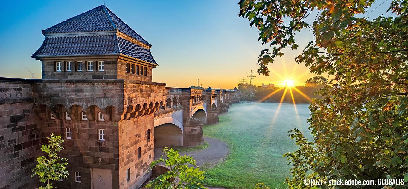 Flussreise ab/bis Münster in die Hauptstadt: 30 Jahre Deutsche Wiedervereinigung!